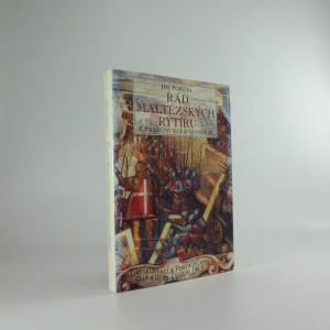 náhled knihy - Řád maltézských rytířů : z Palestiny na Via Condotti