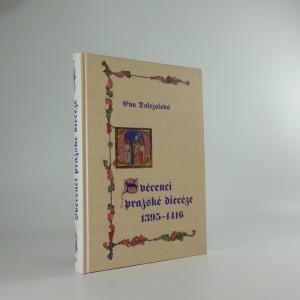 náhled knihy - Svěcenci pražské diecéze 1395-1416