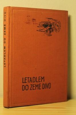 náhled knihy - Letadlem do země divů