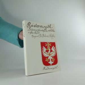 náhled knihy - Radomyšl: Dějiny jihočeského městečka a jeho okolí