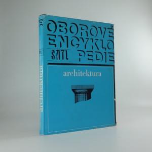 náhled knihy - Architektura (Oborové encyklopedie SNTL)