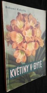 náhled knihy - Květiny v bytě
