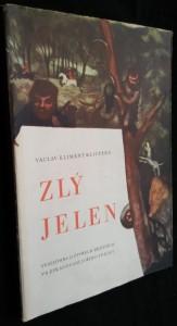 náhled knihy - Zlý jelen