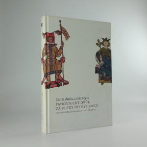 náhled knihy - Curia ducis, curia regis : panovnický dvůr za vlády Přemyslovců