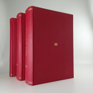 náhled knihy - Dějiny Čech a Moravy nové doby I.-III. díl (3 svazky)