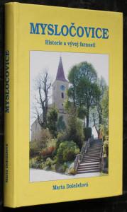 náhled knihy - Mysločovice : historie a vývoj farnosti