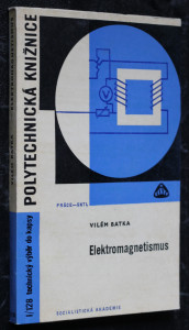 náhled knihy - Elektromagnetismus