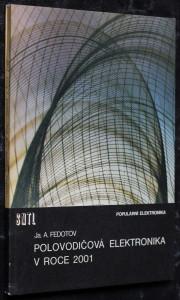 náhled knihy - Polovodičová elektronika v roce 2001