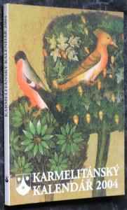 náhled knihy - Karmelitánský kalendář 2004