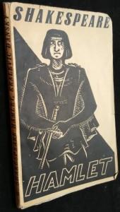 náhled knihy - Hamlet, kralevic dánský : tragedie o dvaceti scénách
