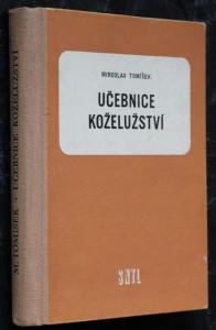 náhled knihy - Učebnice koželužství : Určeno pro prům. školy koželužské a kožařské