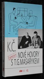 náhled knihy - Nové hovory s T.G. Masarykem