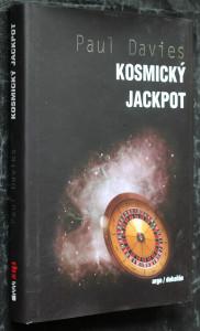 náhled knihy - Kosmický jackpot : proč je náš vesmír přesně to pravé místo pro život?