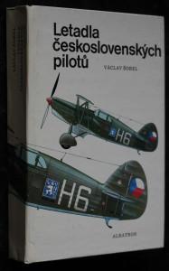 náhled knihy - Letadla československých pilotů : pro čtenáře od 9 let