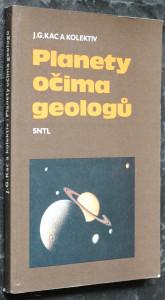 náhled knihy - Planety očima geologů