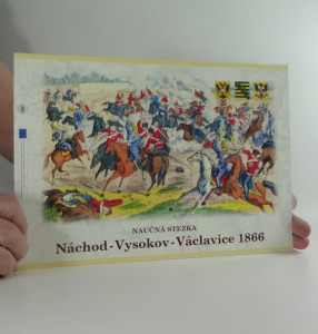 náhled knihy - Naučná stezka Náchod - Vysokov - Václavice 1866