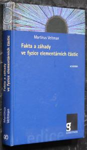 náhled knihy - Fakta a záhady ve fyzice elementárních částic