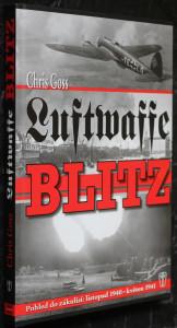 náhled knihy - Luftwaffe blitz : pohled do zákulisí: listopad 1940 - květen 1941