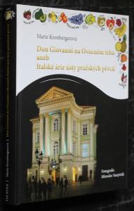náhled knihy - Don Giovanni na Ovocném trhu aneb Italské árie ústy pražských pěvců