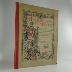 náhled knihy - Heraldisches Handbuch