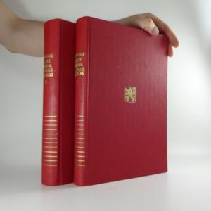 náhled knihy - Obrázkové dějiny národa československého (2 svazky)