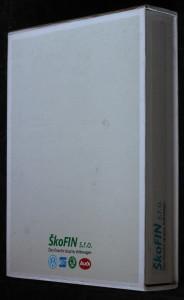 náhled knihy - Grafický manuál společnosti ŠkoFIN s.r.o.