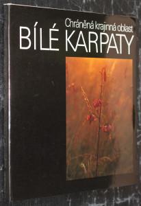 náhled knihy - Chráněná krajinná oblast Bílé Karpaty