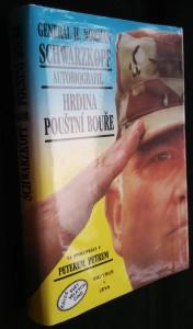náhled knihy - Hrdina pouštní bouře : autobiografie