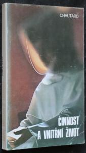 náhled knihy - Činnost a vnitřní život