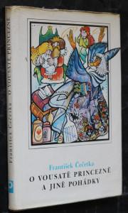 náhled knihy - O vousaté princezně a jiné pohádky