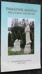 náhled knihy - Památník anděla pro Českou republiku