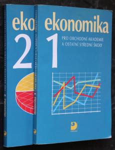 náhled knihy - Ekonomika pro obchodní akademie a ostatní střední školy. 2 svazky.
