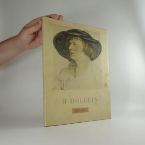 náhled knihy - Hans Holbein ml. : kresby