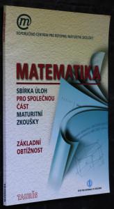 náhled knihy - Matematika : základní obtížnost