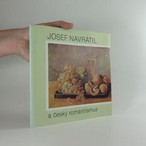 náhled knihy - Josef Navrátil a český romantismus
