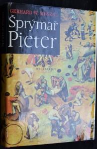 náhled knihy - Šprýmař Pieter