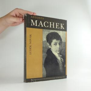 náhled knihy - Antonín Machek