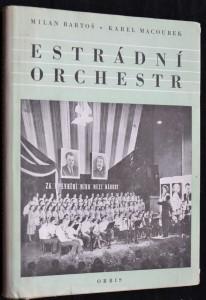 náhled knihy - Estrádní orchestr