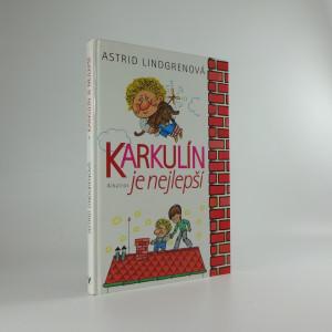 náhled knihy - Karkulín je nejlepší