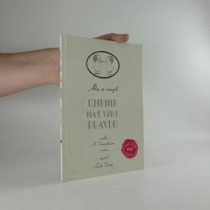 náhled knihy - Umenie mať vždy pravdu (včetně autogramu autora)
