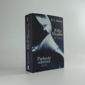 náhled knihy - Padesát odstínů šedi = Fifty shades of grey