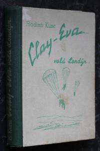 náhled knihy - Clay - Eva volá Londýn ...