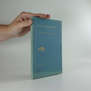 náhled knihy - Slohy lásky