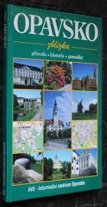 náhled knihy - Opavsko zblízka : příroda, historie, památky