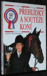 náhled knihy - Přehlídky a soutěže koní