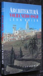 náhled knihy - Architektura - volba nebo osud