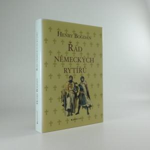 náhled knihy - Řád německých rytířů