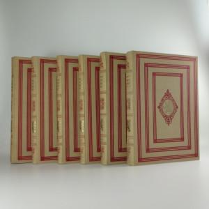 náhled knihy - Čechy po Bílé hoře. 3 knihy (6 svazků)