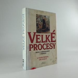 náhled knihy - Velké procesy