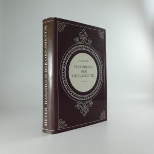 náhled knihy - Handbuch der Ornamentik